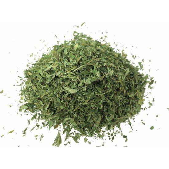 CBD Cannabidiol organic hemp leaf tea original 1% CBD